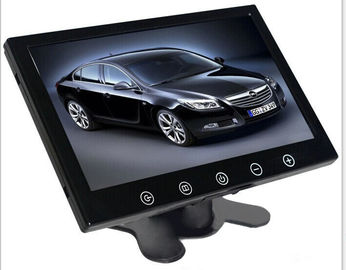 9'' Screen Car Rear View Monitor NTSC / PAL TV System Automatic Reverse Trigger